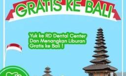 Give Away Piknik ke Bali Tanpa Diundi